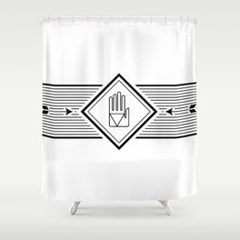 ➳ Cherish Her ➳ Shower Curtain
