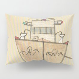 Heat of the Day Pillow Sham