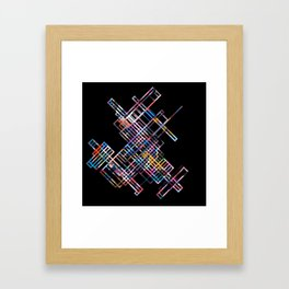 But I am mad about José Framed Art Print