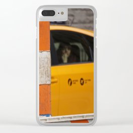 New York City Life Clear iPhone Case