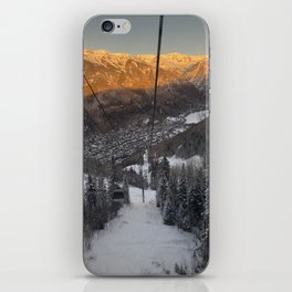 Telluride Colorado iPhone Skin