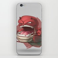 daredevil iPhone & iPod Skins featuring Daredevil by Knighted