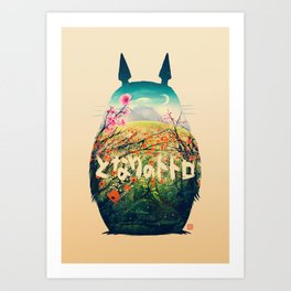 Forest Dream Art Print