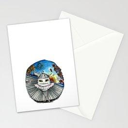 Noahs speedboat Stationery Cards