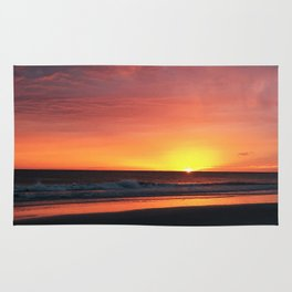 Florida Sunset Rug