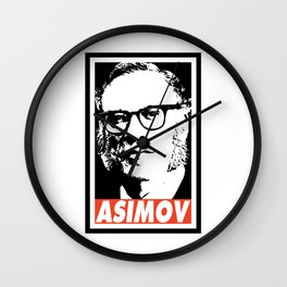ASIMOV Wall Clock