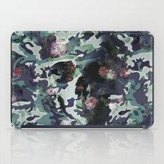 Camouflage Skull V2 iPad Case