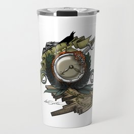 End Of Time Travel Mug