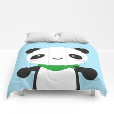 Super Cute Kawaii Panda Comforters