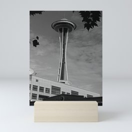 Seattle Space Needle Mini Art Print
