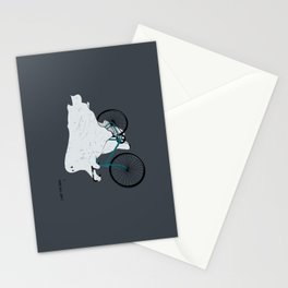 Negative Ghostrider G Stationery Cards