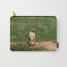 Black-Tailed Prairie Dog Carry-All Pouch