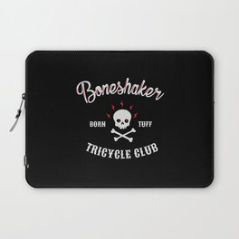 Boneshaker Laptop Sleeve