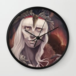 Beautiful Corpse Wall Clock