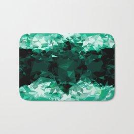 green hell Bath Mat