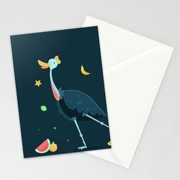 cassowary Stationery Cards