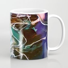 Strings of a deranged mind Coffee Mug