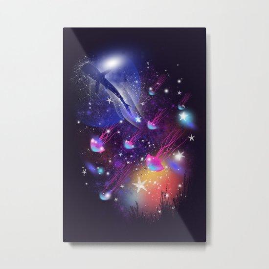 Cosmic Sea Metal Print