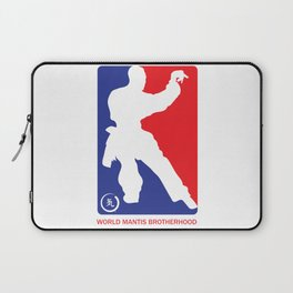 World Mantis Brotherhood Laptop Sleeve