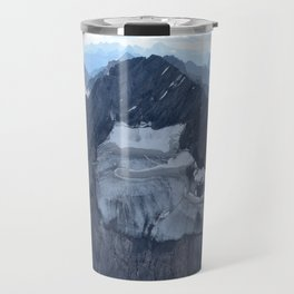 Mountains From Above Travel Mug