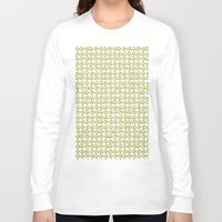 how i met your mother Long Sleeve T-shirts featuring Yellow Umbrella inspired by How I Met Your Mother by Constance Lim