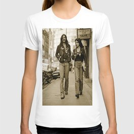 Lemmy and Joan T-shirt