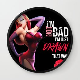I'm not bad.. Wall Clock
