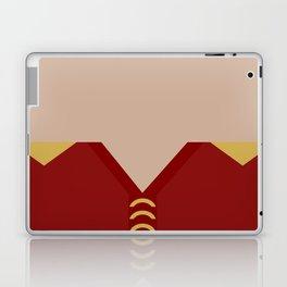 Khan Noonien Singh - Space Seed - Star Trek The Original Series TOS - startrek - Trektangles KHAAAN! Laptop & iPad Skin
