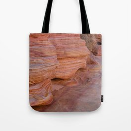Colorful Sandstone, Valley of Fire - II Tote Bag