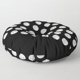 Moon Motif Floor Pillow