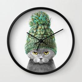 BOBBY Wall Clock
