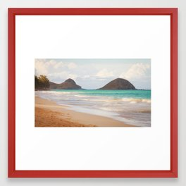 Serenity 1 Framed Art Print