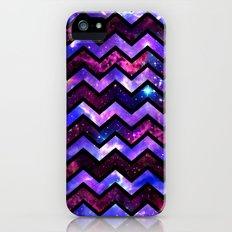 Galactic Chevron iPhone SE Slim Case