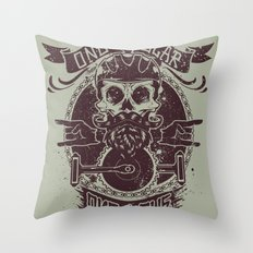 One gear one love Throw Pillow