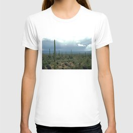 Arizona Desert and Cactuses T-shirt