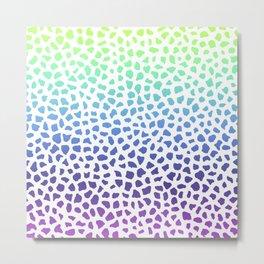 Blendeds I Leopard Metal Print