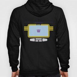 Soundwave Transformers Minimalist Hoody