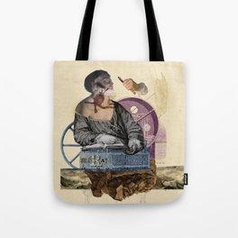 La Mort de Marat Tote Bag