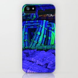 The Entrance To Our Rabbithole iPhone Case