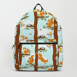 squirrel party Backpack