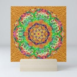 Mandala Symbol Mini Art Print
