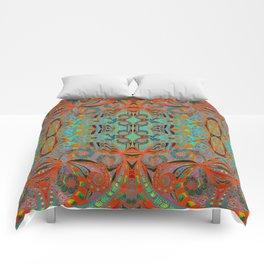 Ethnic Style G250 Comforters