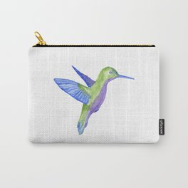 Les Animaux: Hummingbird Carry-All Pouch