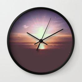 Eternity Wall Clock