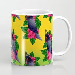 Palm Cockatoo (Probosciger aterrimus) Coffee Mug