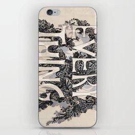 DEAR iPhone Skin