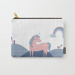 Unicorn hills Carry-All Pouch