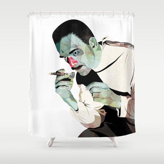 Dr. Sovac Shower Curtain