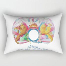 Queen - A Night at The Opera Rectangular Pillow