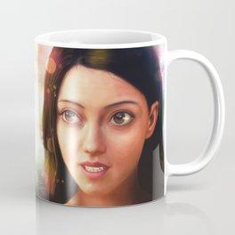 Alita Battle Angel Coffee Mug